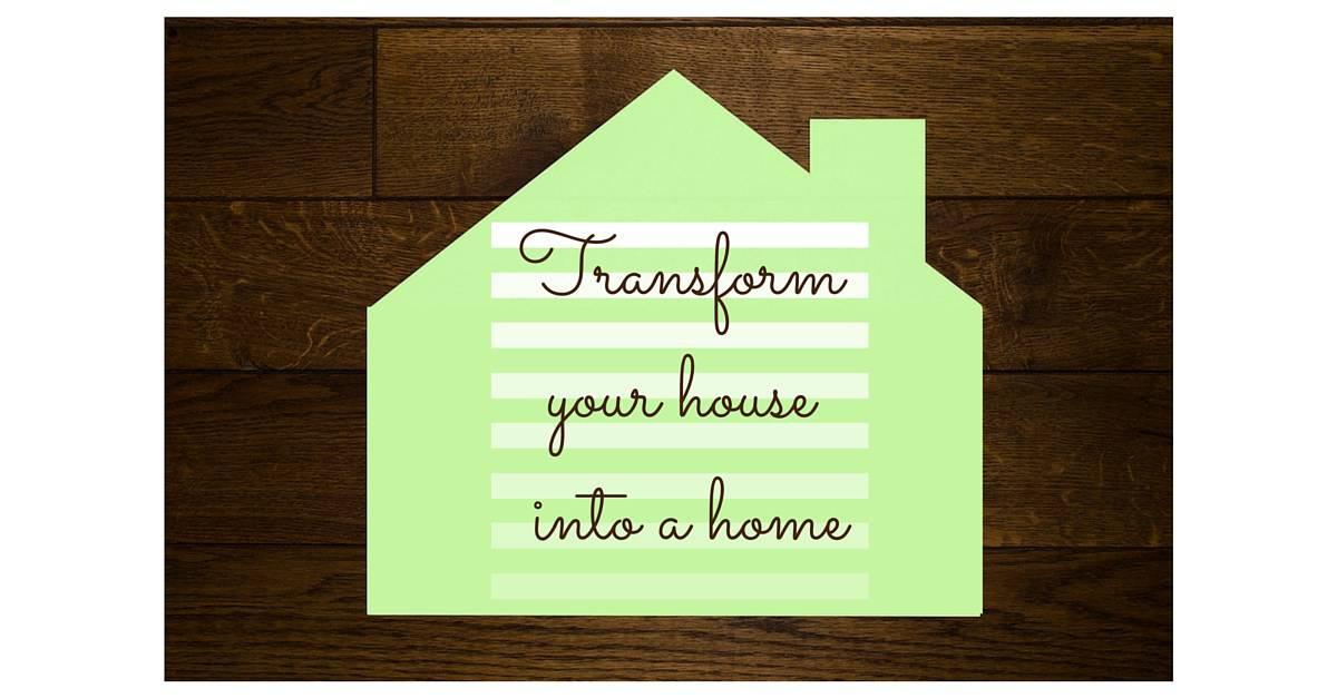Transform your house into a home in El Mirage, AZ