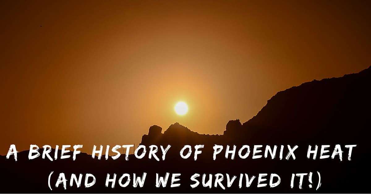 A Brief history of phoenix heat