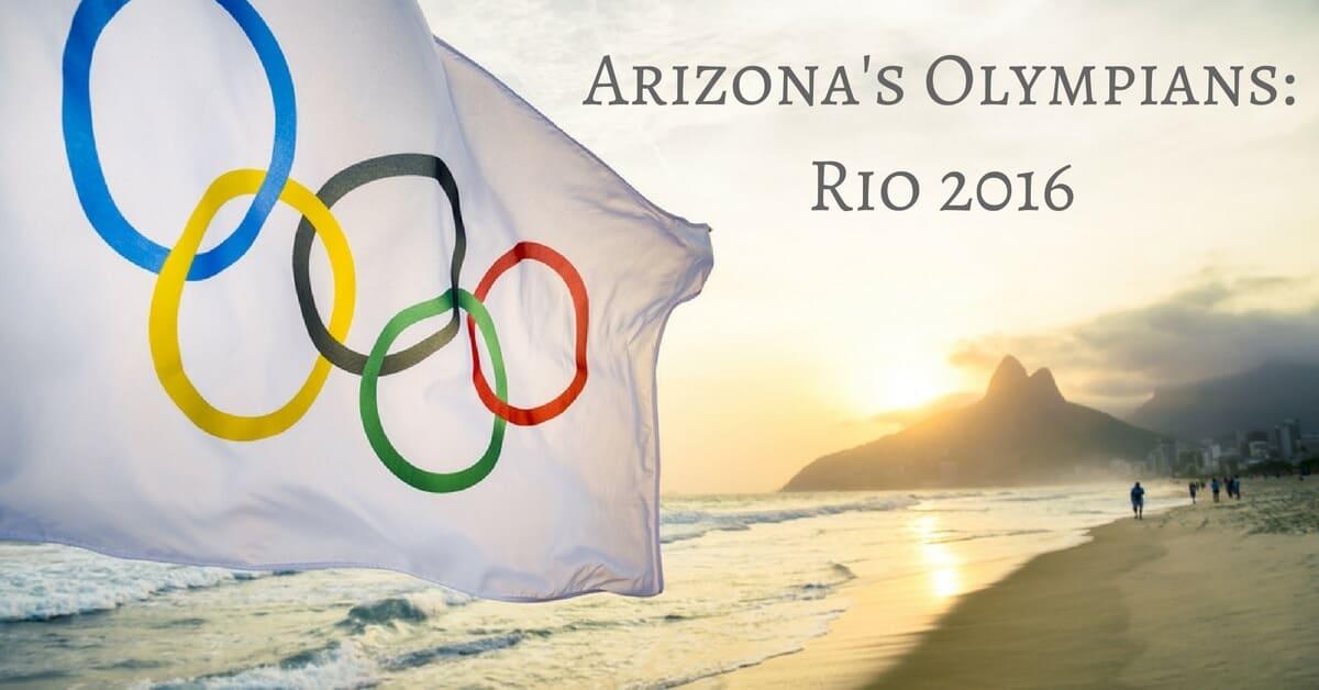Arizona Olympians in Rio 2016