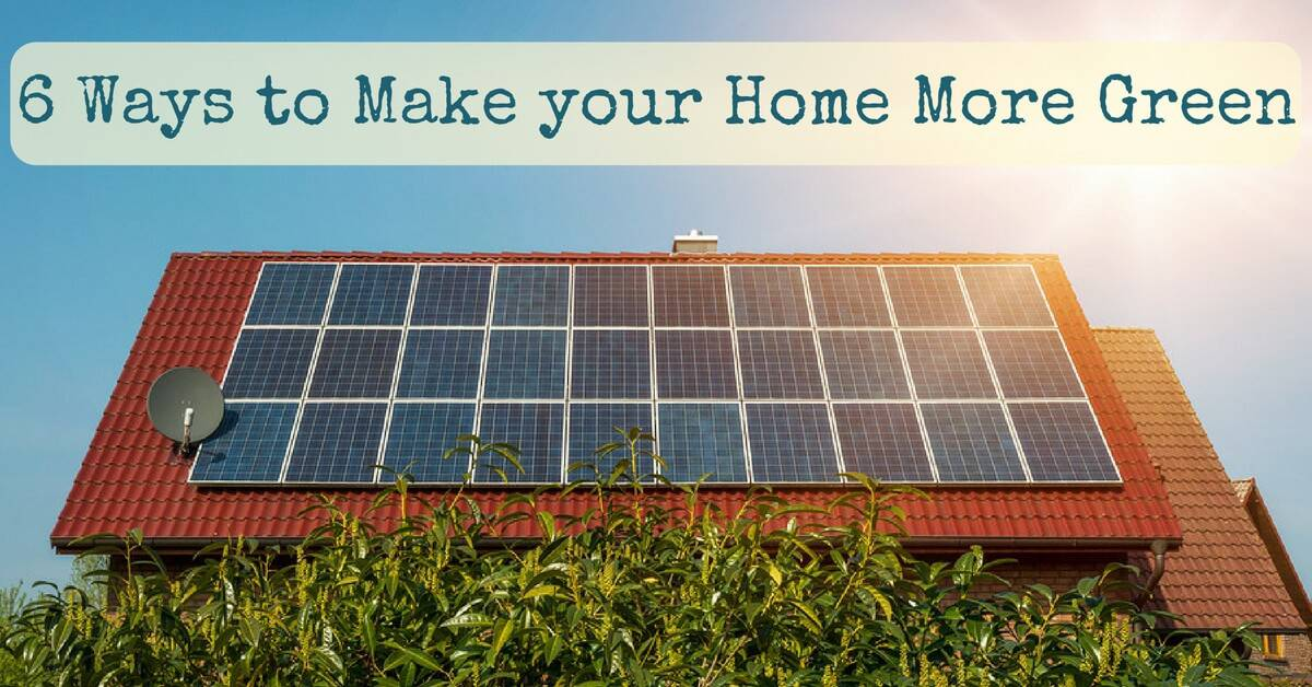CC Sunscreens - 6 Ways to Make your Home More Green