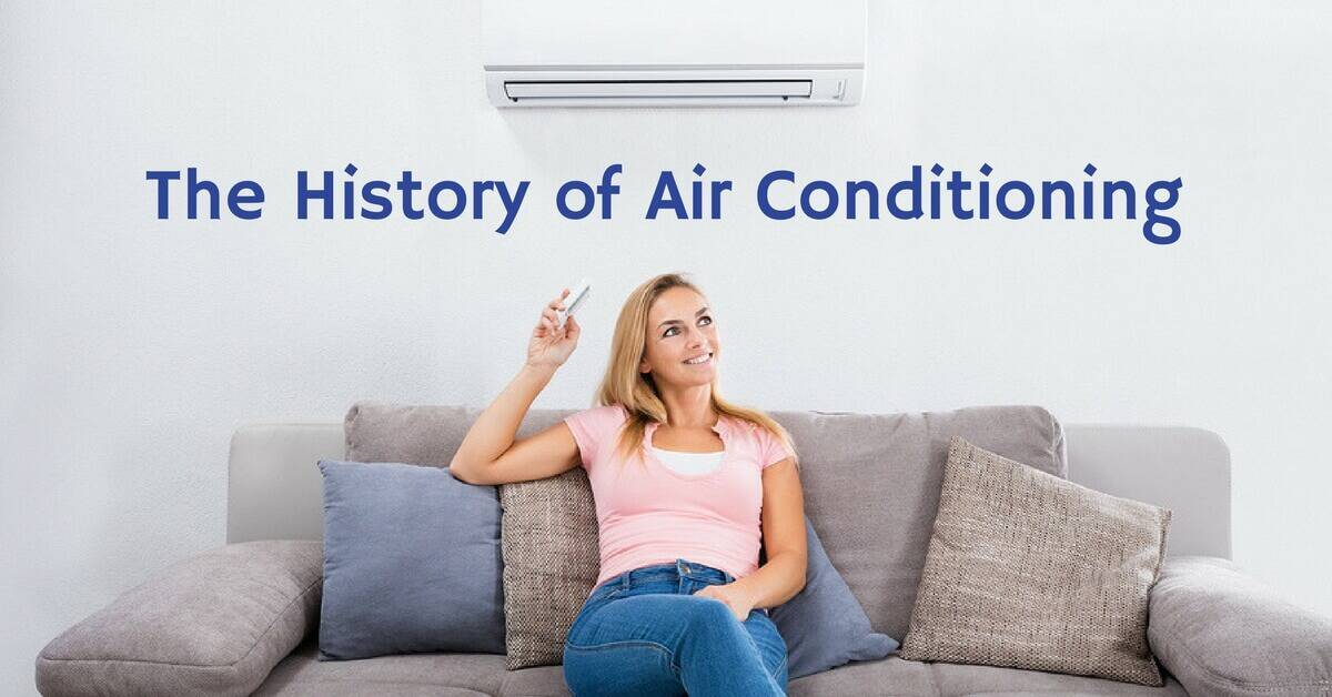 CC Sunscreens - The History of Air Conditioning
