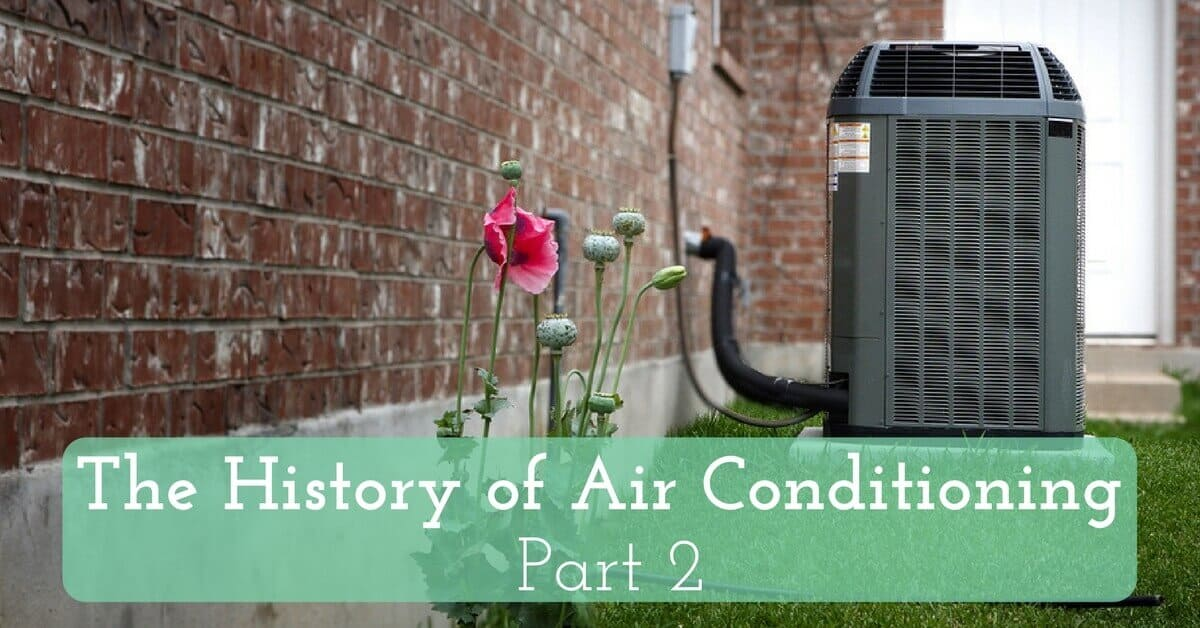 CC Sunscreens - The History of Air Conditioning, Part 2