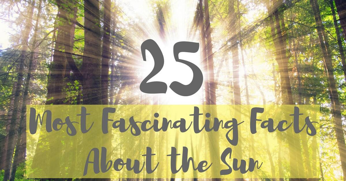 CC Sunscreens - Most Fascinating Facts About the Sun