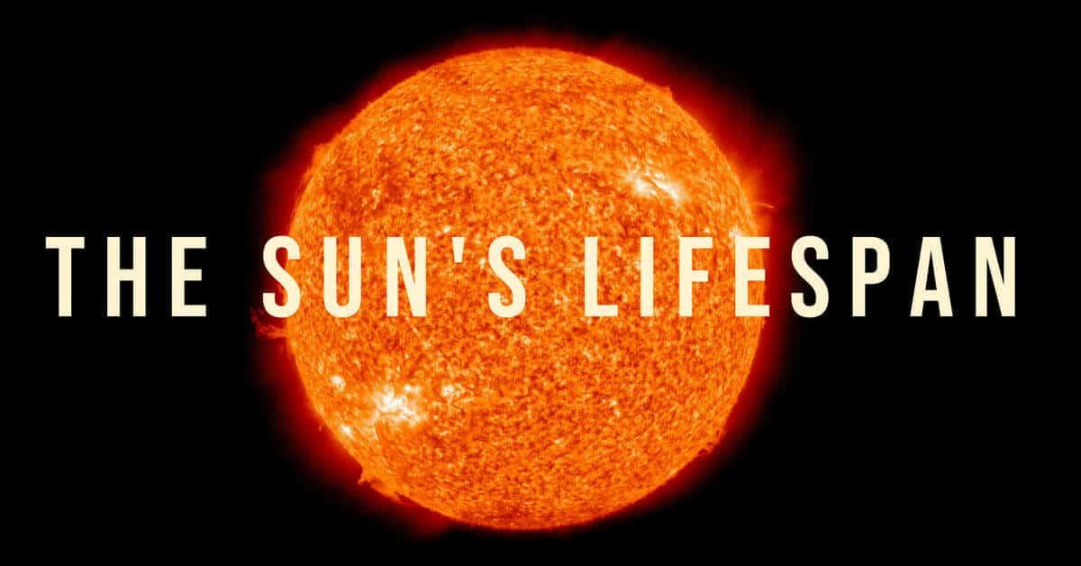The Sun's Lifespan