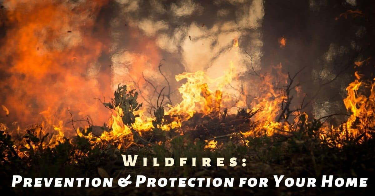Wildfires: Prevention & Protection for Your Home
